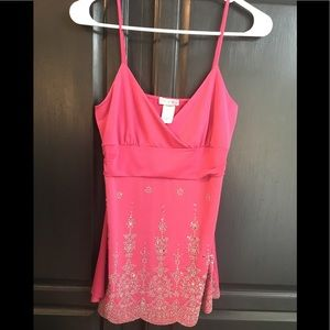 Body Central Pink Top