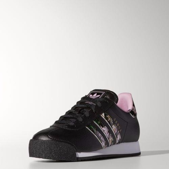 d2e66c2676ca0d adidas Shoes - Adidas Originals Samoa Flower Orchid S85138
