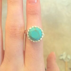 Turquoise ring. Size 8
