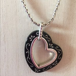 Brighton Reversible Heart Necklace