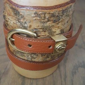 Vintage Dooney & Bourke Belt