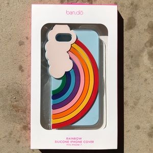 Bando rainbow iPhone 7 case