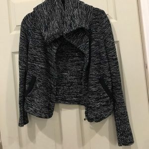 American eagle zip-up sweater/ jacket