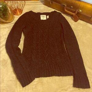 H&M sweater in dark grey
