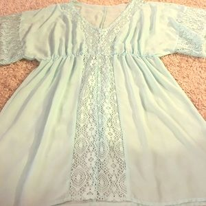 Super Cute Sheer Dress