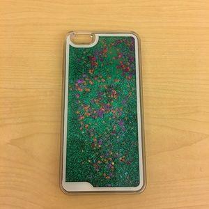 Glitter and Stars ✨ iPhone 6/7 P Case