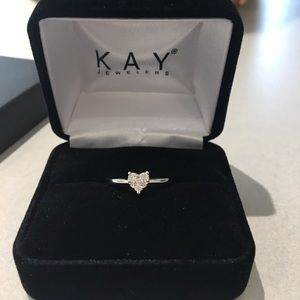 Kay Jewelers Heart Ring