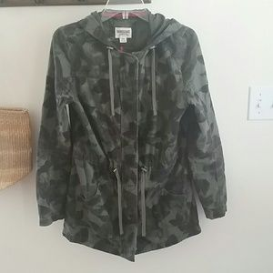 Mossimo sz medium utility jacket