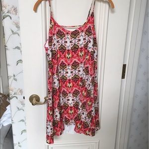 Everly Red Dress