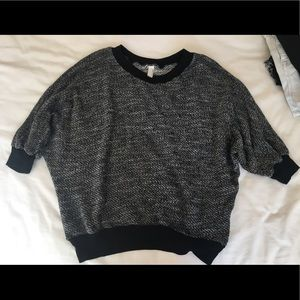 American Apparel dolman sleeve sweater