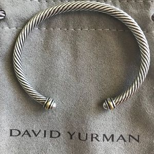David Yurman Cable Bracelet 4mm