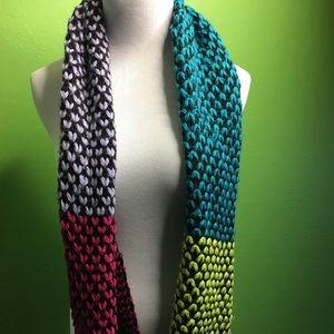Long infinity fall scarf