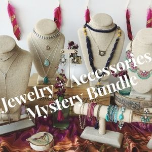 Jewelry + Accessories Mystery Bundle!