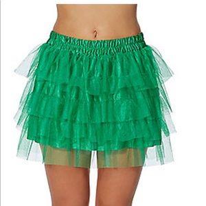 Halloween green tutu