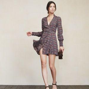 Reformation Mallie Dress