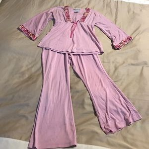 """American Girl size 7/8 pjs. Matches """"Julie"""""""
