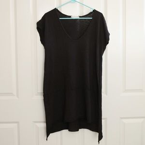 Urban Outfitters Oversized Tunic Black XS