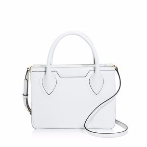 "Ivanka Trump ""Tribeca"" dove box satchel"