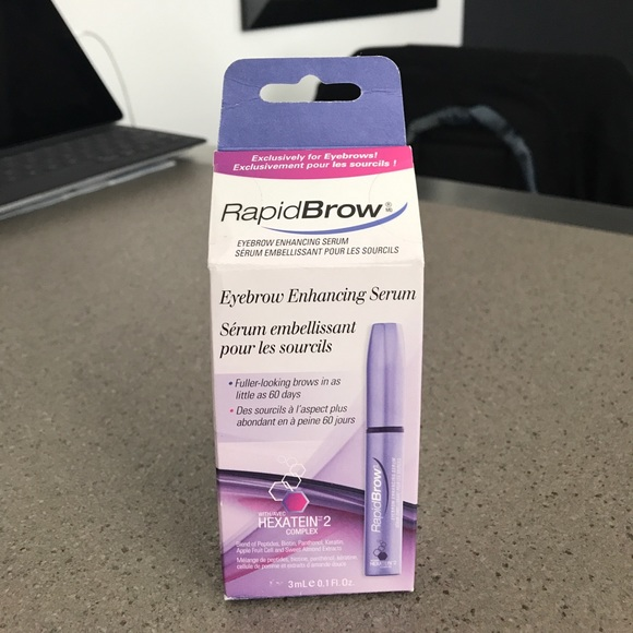 Rapid Brow Makeup Eyebrow Enhancing Serum Poshmark