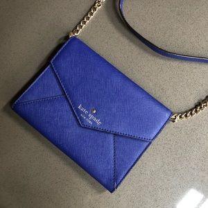 Royal Blue Kate Spade Crossbody Handbag! 💙 ♠️