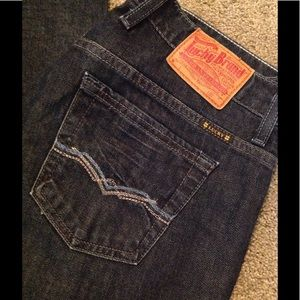 Lucky Brand Spicewine Easy Rider Jeans 8