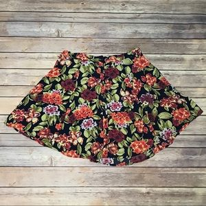 💰👋 UO Kimchi Blue floral button up skirt- 4.