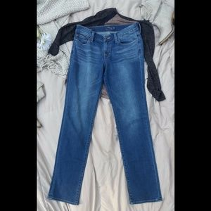 Lucky Brand Jeans - Lucky Brand Sweet Straight Dark Wash Jeans size 6