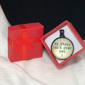 Jewelry - My story pendent and chain