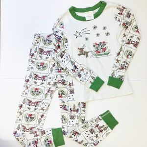 HANNA ANDERSSON Disney Collection Christmas PJS
