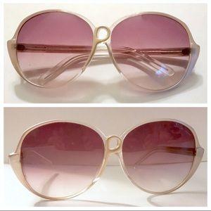 Vintage Papillon Sunglasses, Vintage Sunglasses