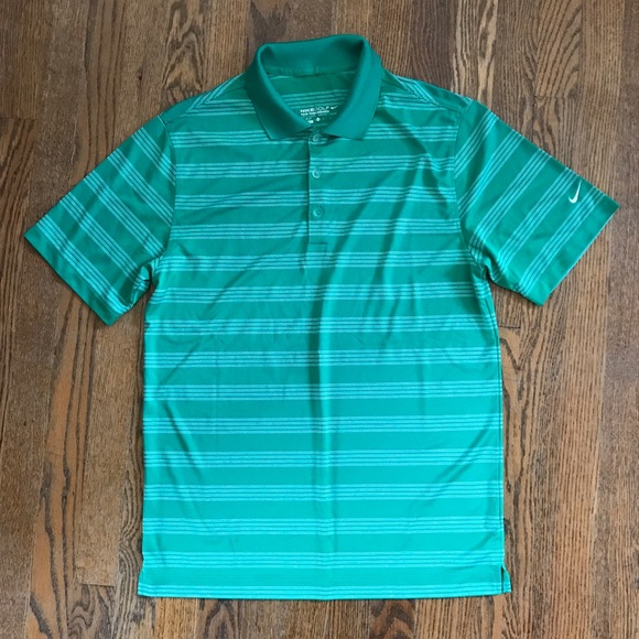 Nike Other - NWOT Nike Golf Polyester Polo Shirt