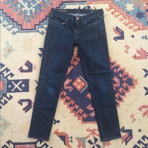 J. Crew toothpick skinny jeans 27