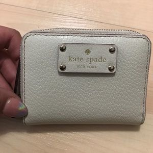 Small Wellesley wallet Kate Spade
