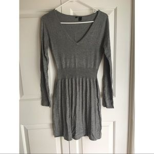 Nordstrom Gray Dress Size Small