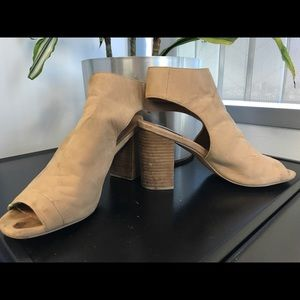 Steve Madden HITCHED cut out booties