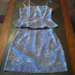 Dresses & Skirts - Star C.C.C. Skirt set