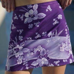 Malibu Barbie Mini Skirt