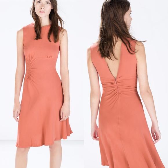 6a34cb8576 ... Ruched Asymmetrical Dress. M 59ee3440f09282a55e0e2211