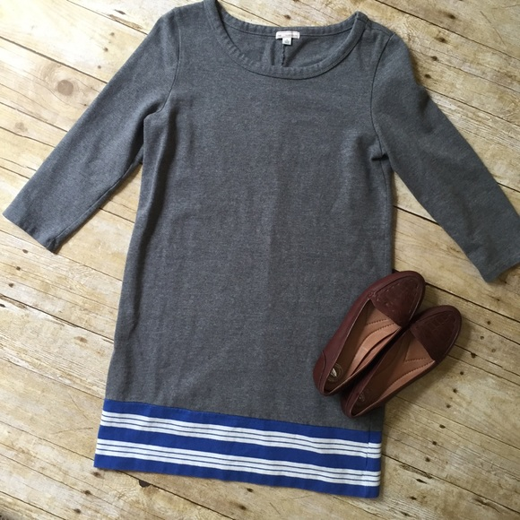 75% off GAP Dresses & Skirts - GAP 100% Cotton Sweater Dress from ...