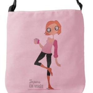 Handbags - Custom All-Over-Print Cross Body Bag