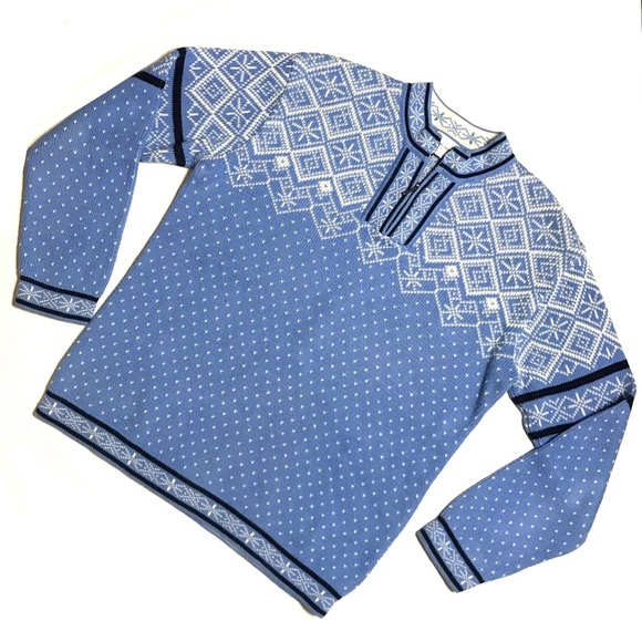 78% off Hanna Andersson Sweaters - Hanna Andersson Fair Isle ...