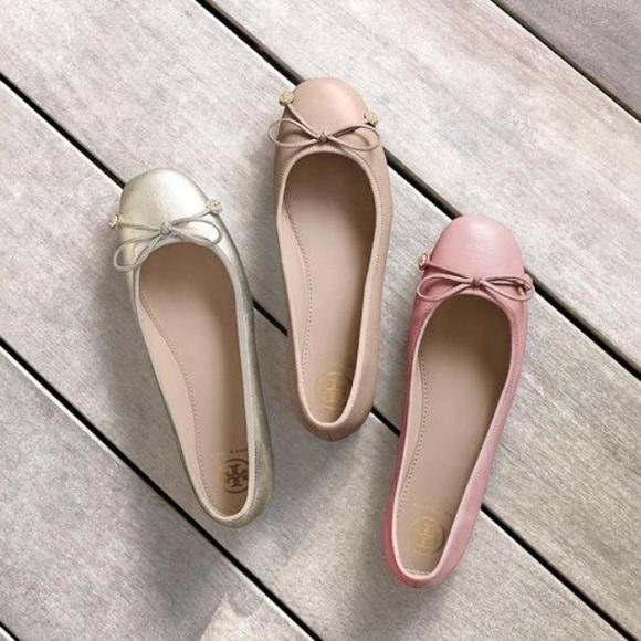 dbbcad1c8b Tory Burch Shoes | Laila Driver Ballet Flat | Poshmark