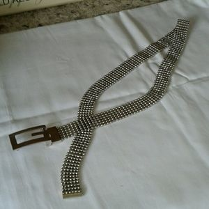 Accessories - Awesome metal belt
