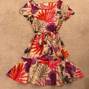 Kate Spade multicolor/floral dress