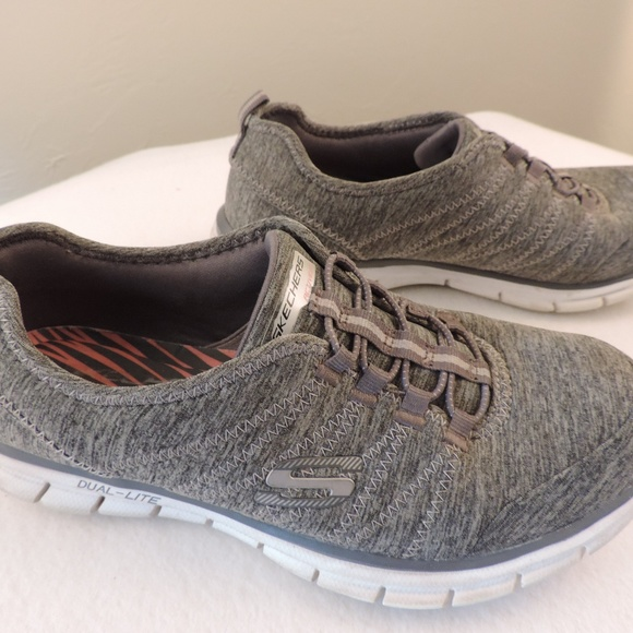 skechers shoes dual lite