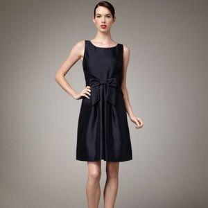 Kate Spade 6 Jillian dress black bow