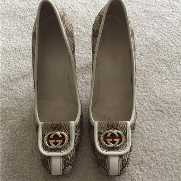 d3a4d9f7753 Authentic Gucci Shoes Size 6
