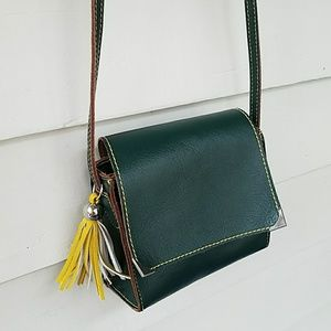 Urban Outfitters Kimchi Blue Tassel Crossbody Bag