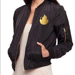 Jackets & Blazers - Women Lit Bomber Jacket