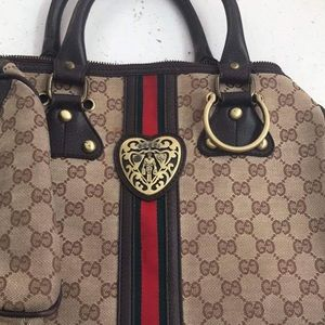 Authentic vintage gucci